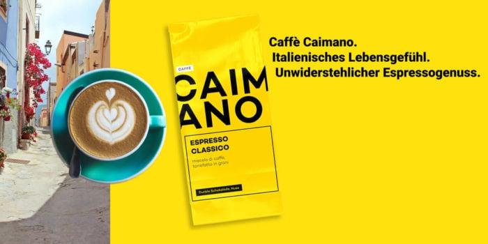 Caffè Caimano Espresso kaufen
