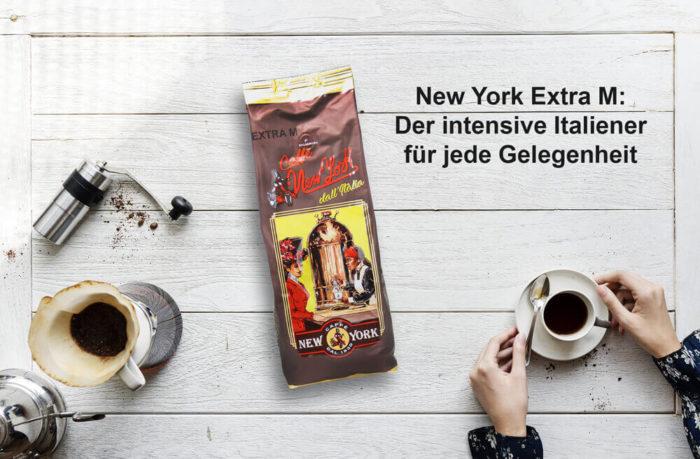 New York Extra M Kaffee kaufen