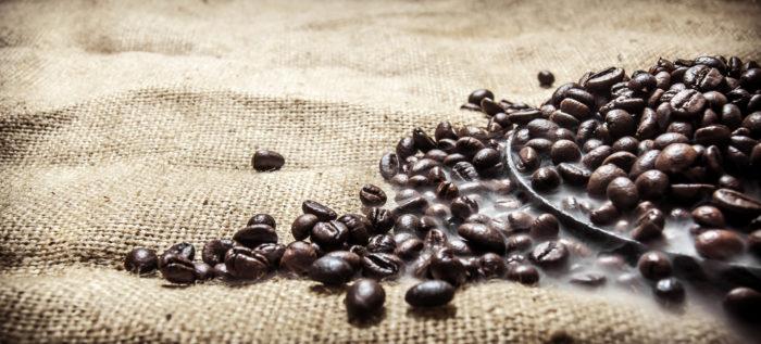 Röstverfahren der Kaffeebohne