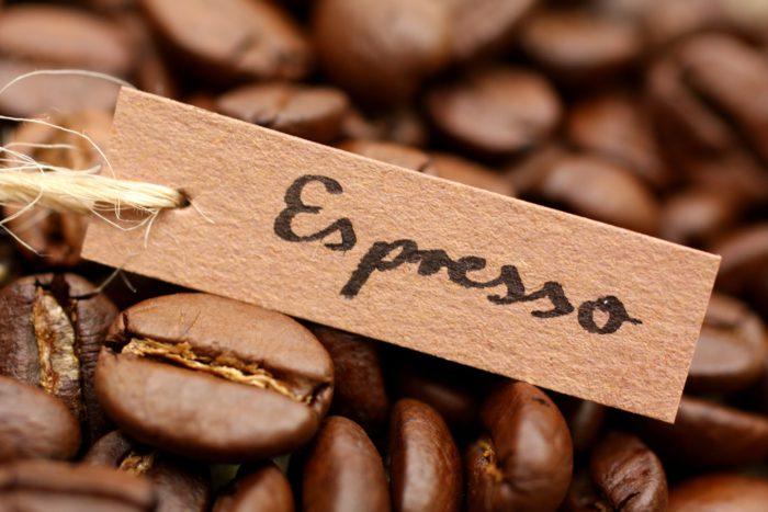 Espressobohnen