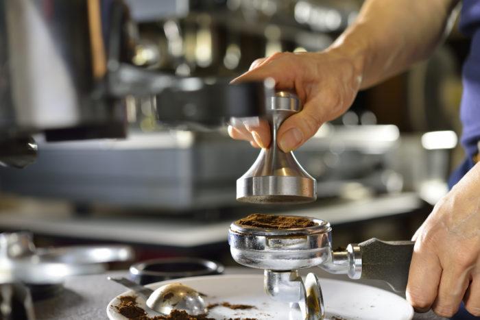 Espresso Tampern