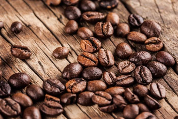 Kaffeebohnen für Kaffeevollautomaten
