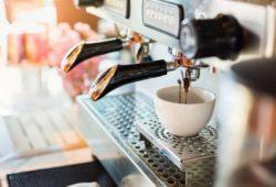 Espresso Zubereitung mit einer Siebträgermaschine