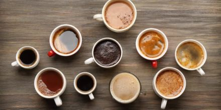 Die zehn beliebtesten Kaffeearten