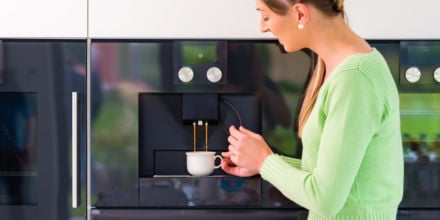 Bitterer Kaffeegeschmack