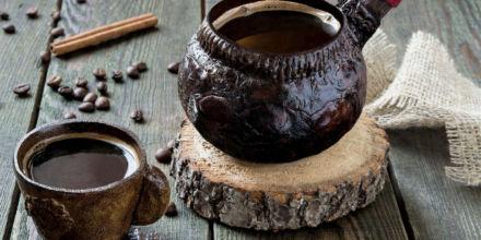 Mokka Kaffee Zubereitung