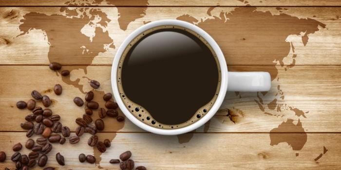 Kaffeestädte der Welt
