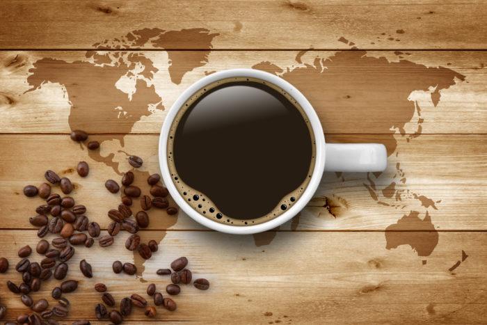 Kaffee weltweit - Tag des Kaffees