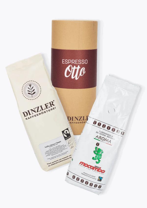 Bio Fairtrade Probierpaket 750g roastmarket