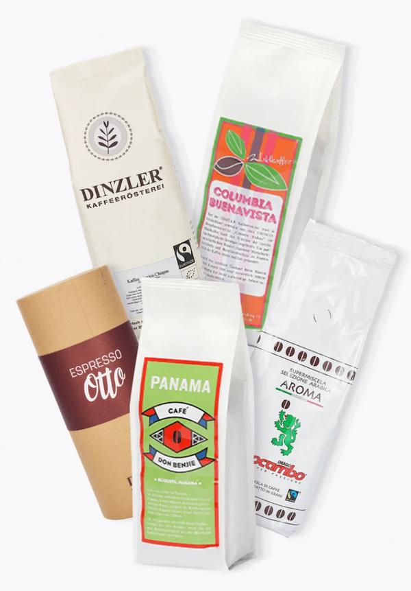 Bio Fairtrade Probierpaket roastmarket