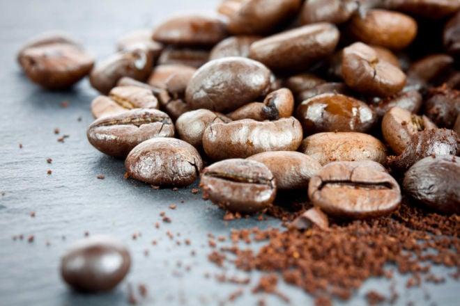 Kaffeesorten Arabica Kaffeebohnen