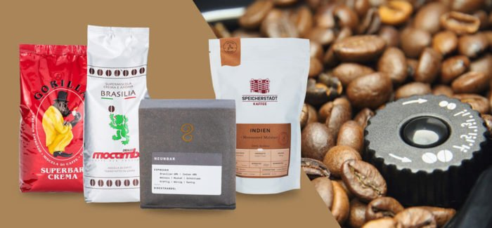 Kaffee für Vollautomaten kaufen