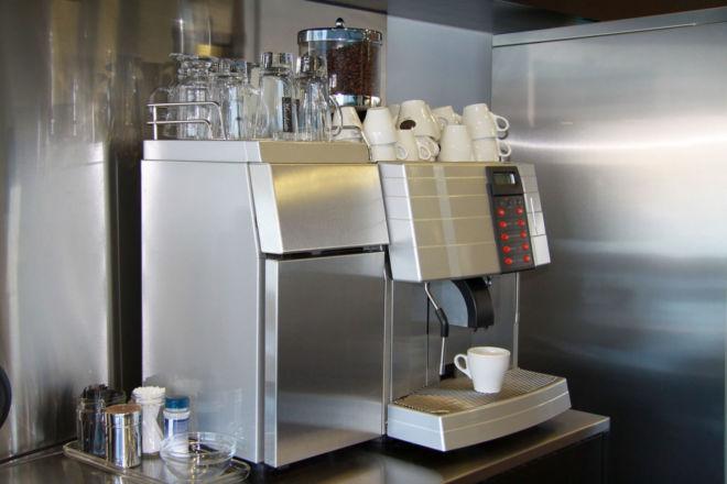 Kaffeevollautomat einstellen