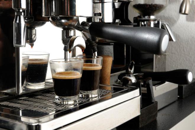 Caffè Doppio zubereiten