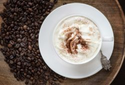 Pharisäer Kaffee und Rum