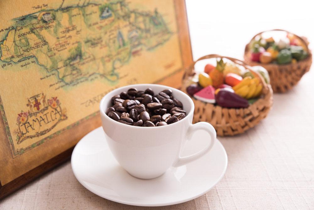 Geschichte Kaffee Jamaica