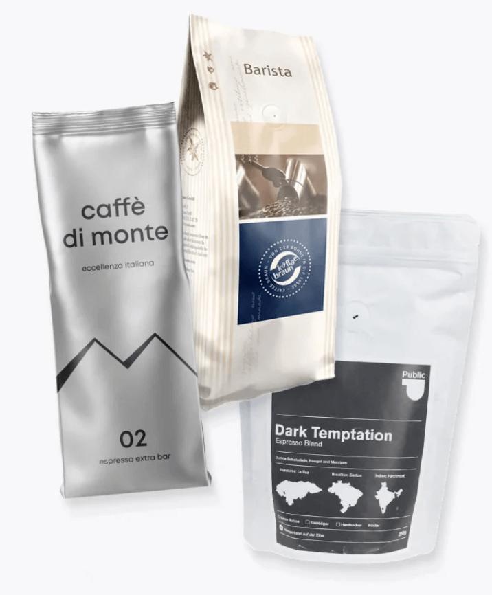 roastmarket Probierpaket schokoladiger Espresso
