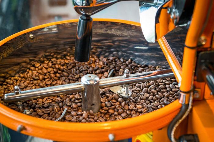 Kaffeeproduktion mit Tradition