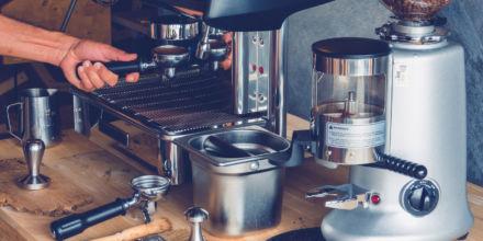 wie funktioniert eine Espressomaschine