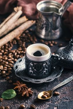 woher hat der Kaffee seinen Namen?
