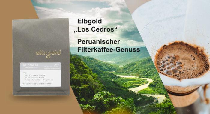 Elbgold Filter Bio Peru Los Cedros kaufen