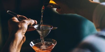 Cocktails mit kaltem Kaffee