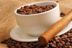 Kaffee in Kuba