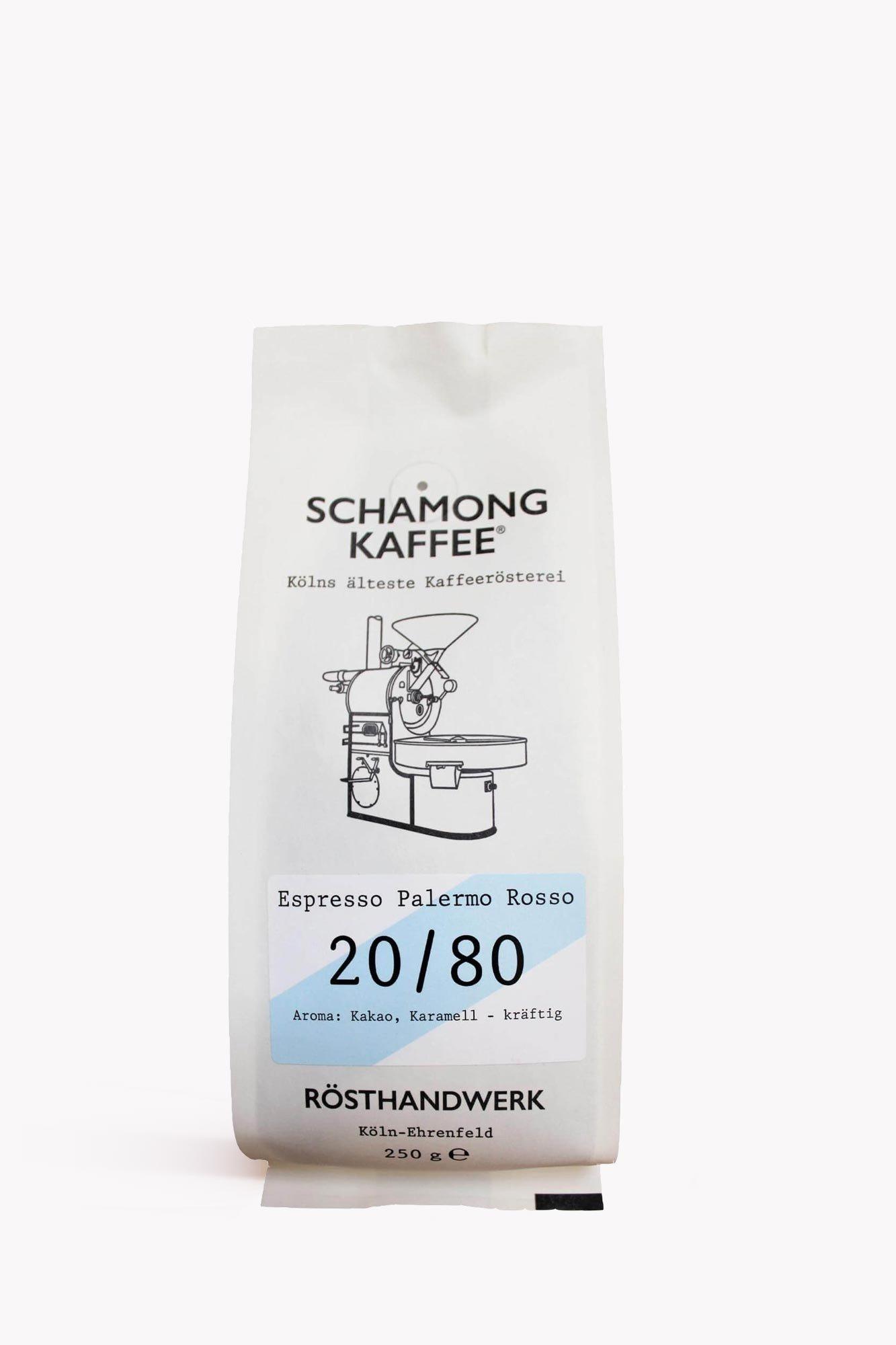 Schamong Espresso Palermo Rosso