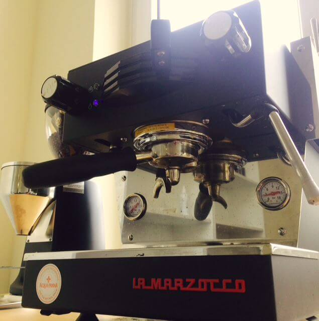 Siebtraegermaschine La Marzocco