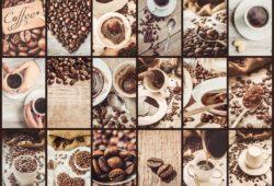 Kaffee-Collage-Craft-Kaffee