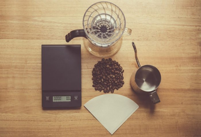 Kaffee brühen mit Hario Coffee Dripper