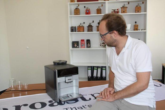 SiemensEQ.6 300 Zubereitung Espresso