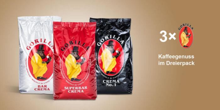 Gorilla Kaffee kaufen