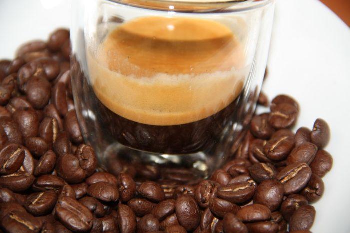 Gorilla Kaffee Test Espresso in Bohnen