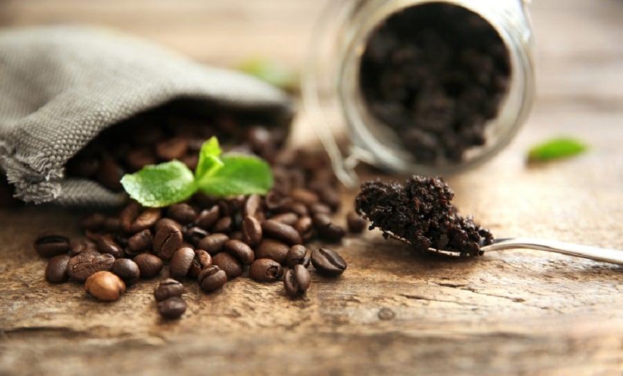 kaffeepeeling kaffeesatz als beauty produkt roast market magazin. Black Bedroom Furniture Sets. Home Design Ideas