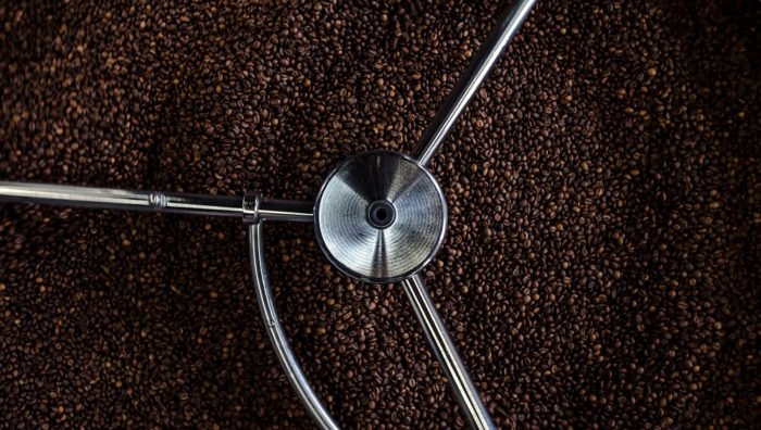 Espressoröstungen Trommelröster