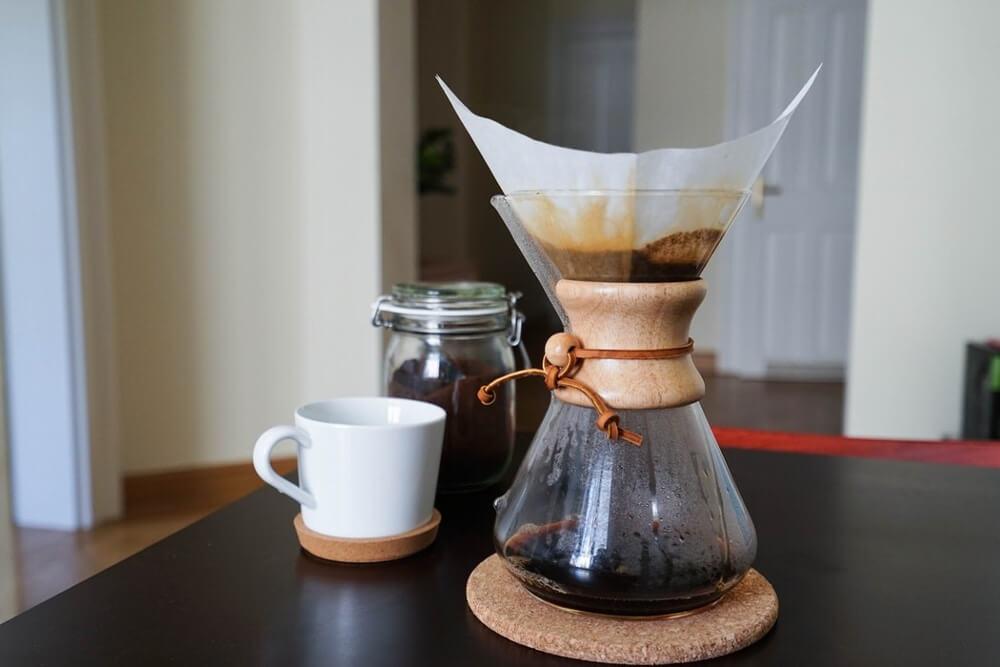 Filterkaraffee für Filterkaffee von Chemex