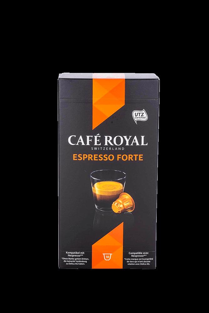 Café Royal Espresso Forte 10 Kapseln