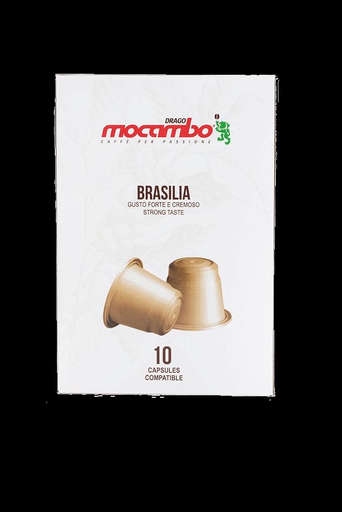 Drago Mocambo Brasilia 10 Kapseln