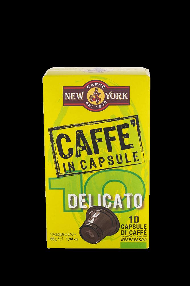 New York Delicato 10 Kapseln
