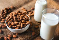 Milch alternativen müsli