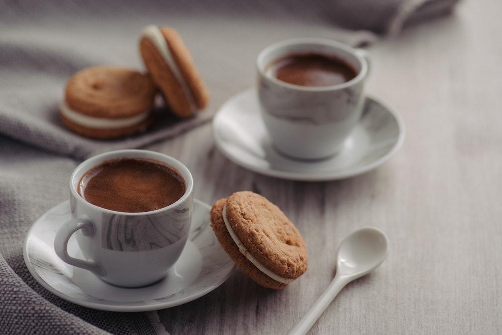 Keks-Rezepte mit Kaffee genießen