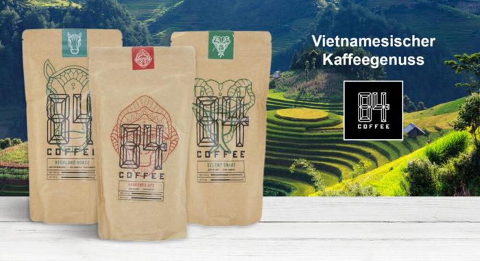 84 Coffee Kaffees entdecken