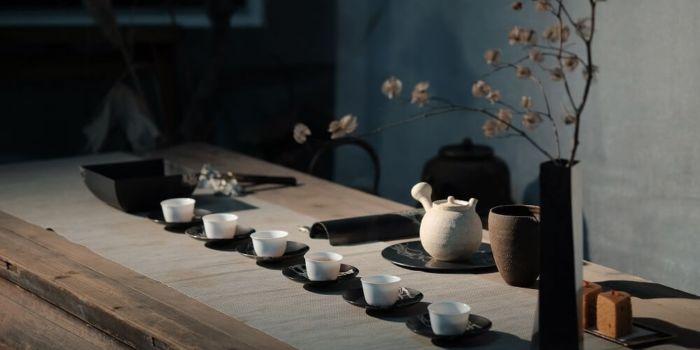 Tee-Zeremonie in China