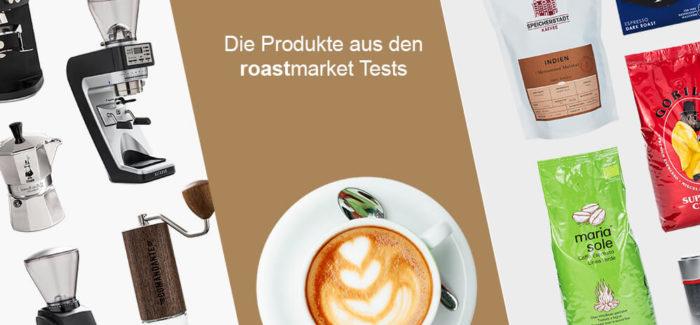 Kaffee und Zubehör kaufen