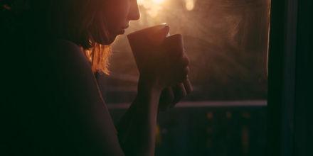 Kaffee während Detox