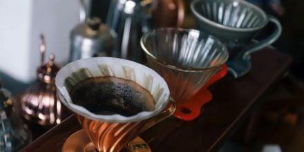 Kaffeezubereitung mit dem Handfilter