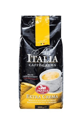 Saquella Bar Italia Caffè Crema Extra Crema