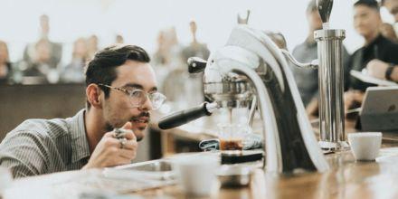 Espresso-Zubereitung