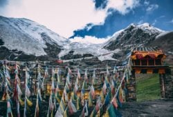 Hochland von Tibet
